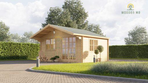 Wooden cabin Wissous