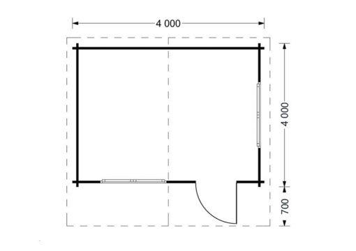 Dreux 16 m2