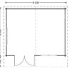 Lille 5x4-Floor plan
