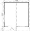 Lille 5x5-Floor plan