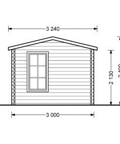 Poolhouse - side