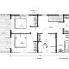 2 storey wood house,Toulouse (6m x 11m) - Floor plan 2