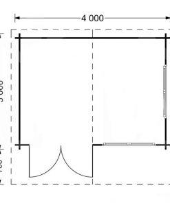 Wissous 4x3-Floor plan