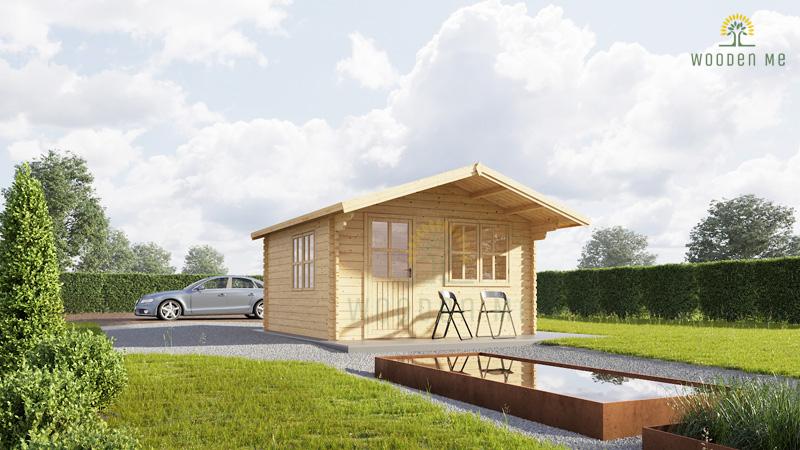 Wooden cabin DREUX