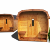 Sauna Bus 3.0 m x 2.4 m