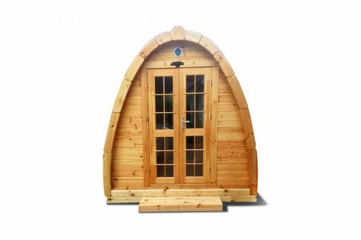 Sauna Pod 2.4 m x 4.0 m