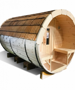 Sauna barrel 3.5 m - Pinewood