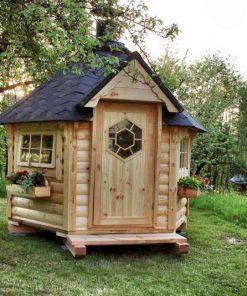 Grill cabin 4,5 m2