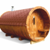 Sauna barrel 4.0 m - Pinewood