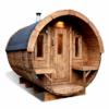 Sauna barrel 4.0 m - thermo wood