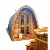 Sauna Pod 2.4 m x 5.9 m