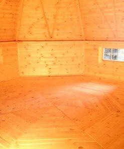 Grill cabin 25.0 m²