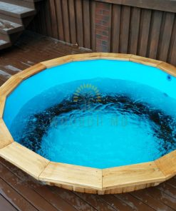Terrace model hot tub