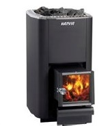 Harvia M3 SL, 16,5kW (outside firewood feeding)