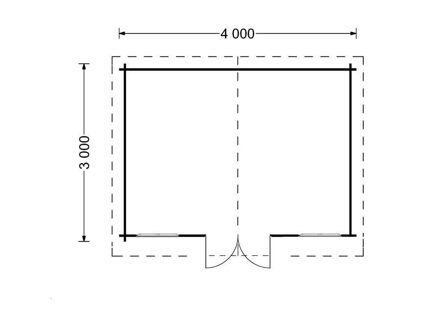 Olymp- Floor plan