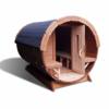 Sauna barrel 5.9 m Ø 2.27 m