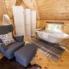 Grill cabin 25.0 m² with 2.5 m extension