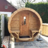 Sauna barrel 3.0 m Ø 1.97 m