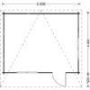 Dreux 5x4-Floor plan