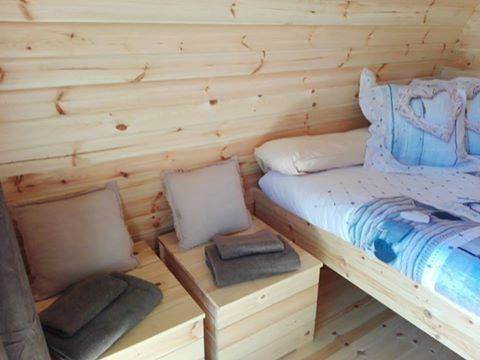 Camping Pod 2,4 m x 2,4 m