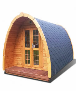 Camping Pod (cocoon) 2,4 m x 3,5 m
