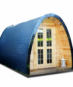Camping Pod (cocoon) 2,4 m x 5,9 m