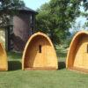 Camping POD (cocoon) 2,4 m x 3 m