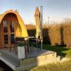 Camping Pod (cocoon) 2,4 m x 5,9 m