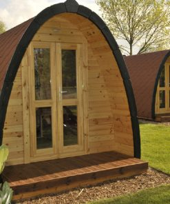 Camping Pod (cocoon)