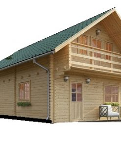 Wooden cabins / Garages
