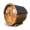 Sauna barrel 1.7 m - thermo wood