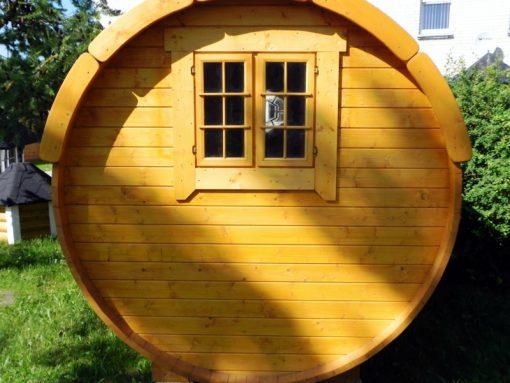 Camping barrel 4 m