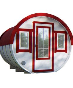 "Sleeping cottage ""barrel"" 4.4 m (Maxi size)"