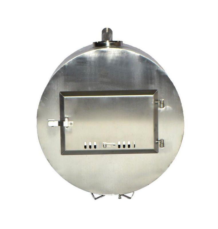 Rund udvendigt ovn (30 KW)