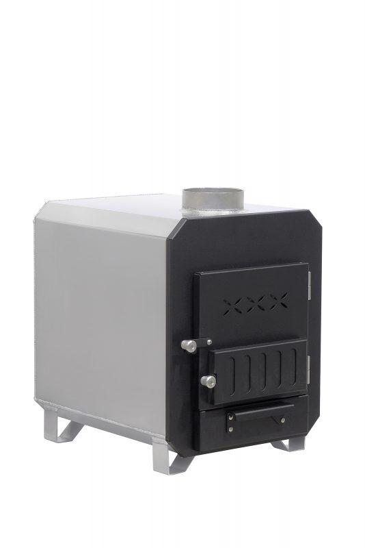 Outside heater (40 KW)