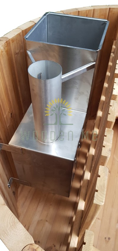 Thermo wood hot tub