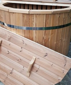 Thermowood hot tub