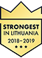 Stronges in lithuania