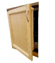 Cabinet for fridge