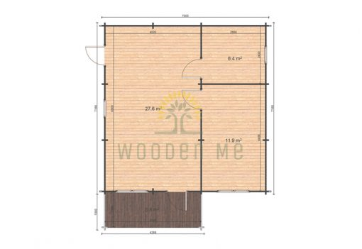 Hakan B floor plan