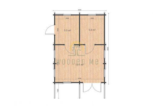 Torino floor plan