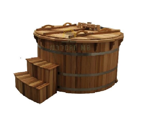 Kedro medienos dangtis