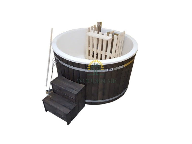 Mini fiberglass hot tub 1,54m/170 m