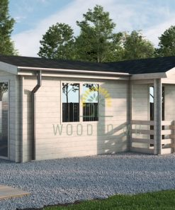 Wooden Cabin Rosa A