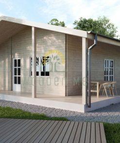 Summer house Tulipa A (72 m2)