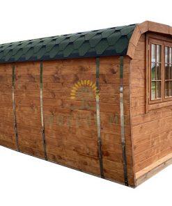 Guest lodge 2.3 m x 4.8 m